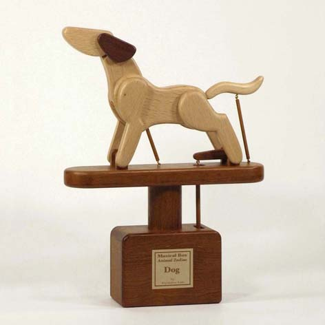 干支オルゴール犬2